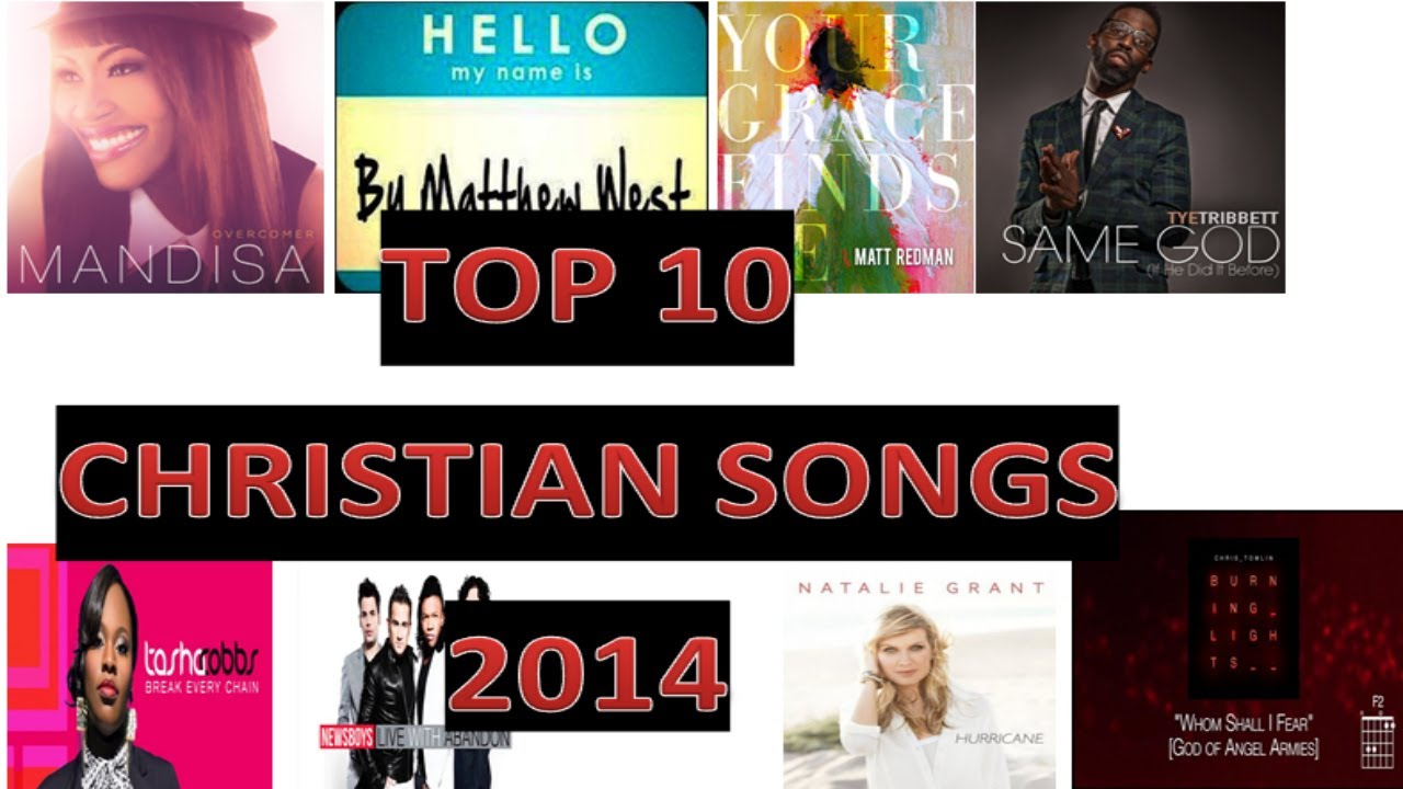 top 10 christian albums of 2014