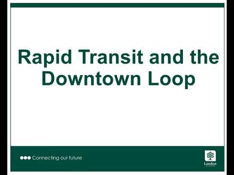 Rapid Transit and the Downtown Loop