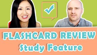 NEW Yoyo Chinese FLASHCARD REVIEW Study Feature | Learn Chinese with Yoyo Chinese