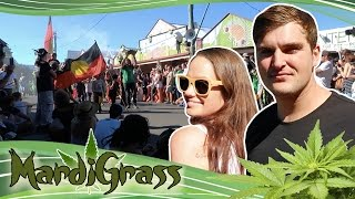 Nimbin MardiGrass (2017) - Northern Rivers, NSW Australia