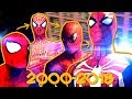 Evolution of Spider-Man Games Web Swinging (2000-2018) in 5 minutes  /with Marvel's Spider-Man (PS4)