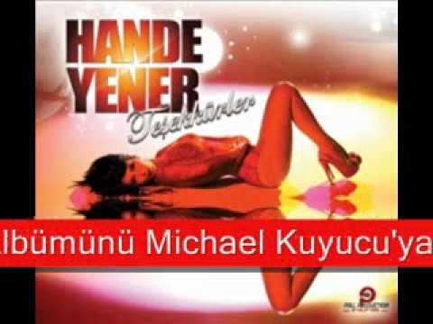 """Hande Yener """"TEŞEKKÜRLER"""" Albümünü Michael Kuyucu'ya Anlattı"""