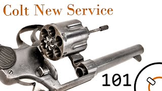 Small Arms of WWI Primer 101: Colt New Service Revolver