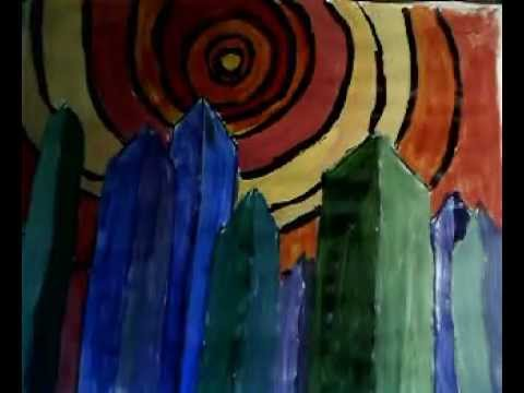 Warm and Cool Colors Lesson - YouTube