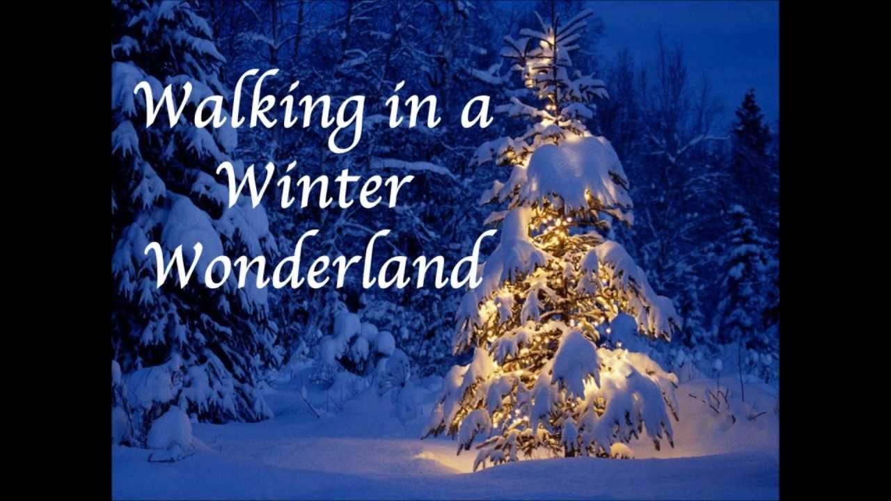 Jason Mraz Walking In A Winter Wonderland With Lyrics Sean Totten