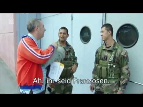 Eurosatory 2016 in Paris | Puschel TV mit ALFONS