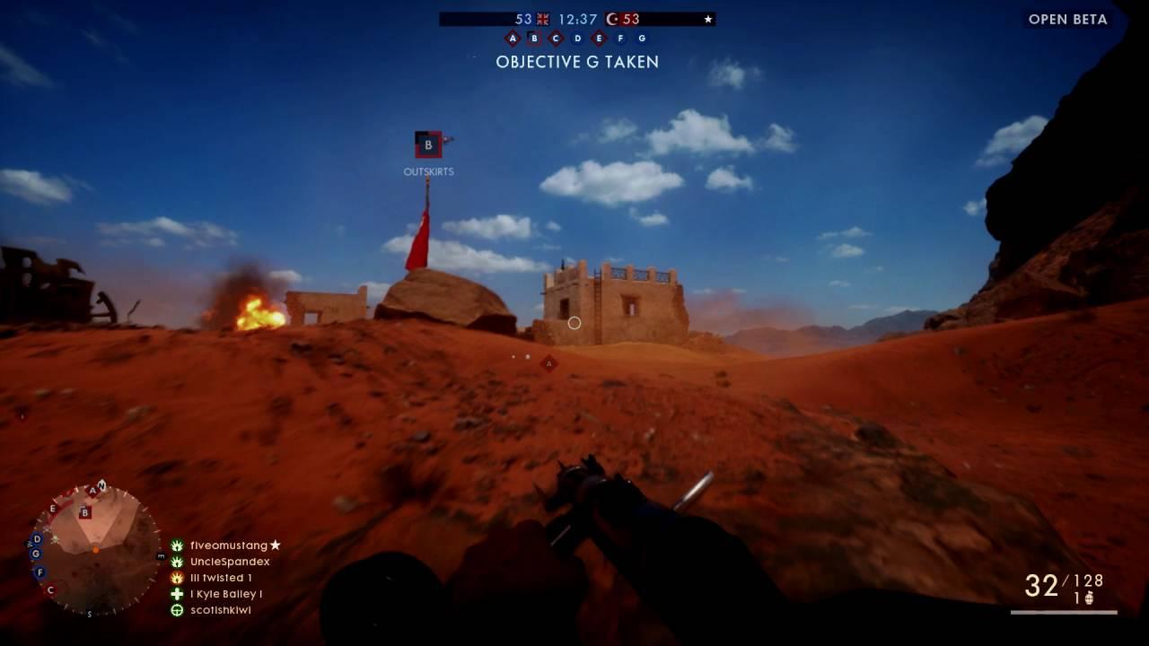 SO BEAUTIFUL    (Battlefield 1)