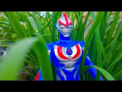 Mencari Mainan Ultraman Orb | Ultraman Ginga | Ultraman Zero Blu dan Rosso