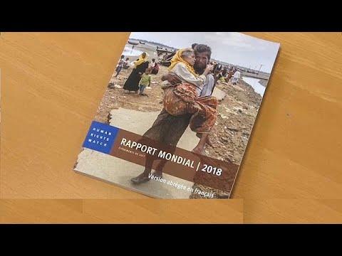 Human Rights Watch: успехи мира в борьбе за права человека