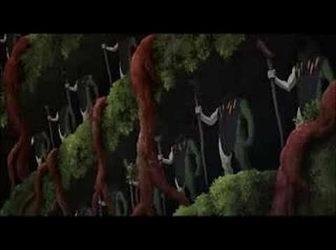 Origin - Spirits of the Past (German Trailer)