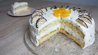 Schokokuss - Mandarinen Torte | Backqueens