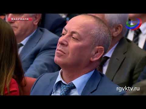 ВРИО главы Дагестана Владимир Васильев официально представлен парламенту республики
