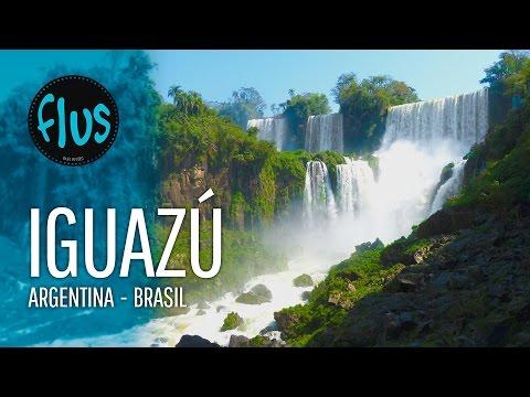 Cataratas del Iguazú en Argentina y Brasil - Flus Viajes