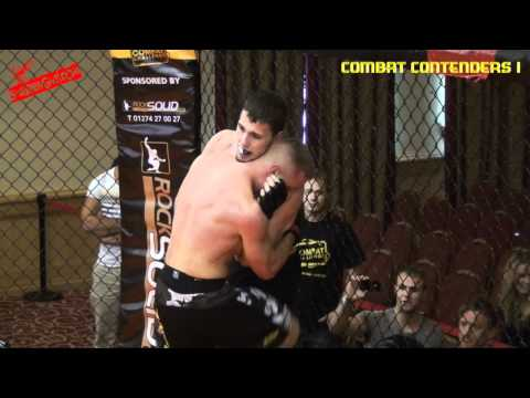 Combat Contenders - Liam Slack VS Ben Holdsworth SHAREFIGHT.COM