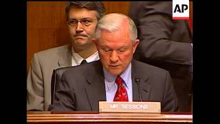 Sen. Jeff Sessions, the senior Republican on the Senate Judiciary Committee, said Wednesday Attorney
