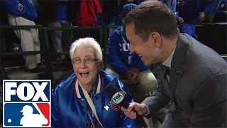 Cubs superfan says she