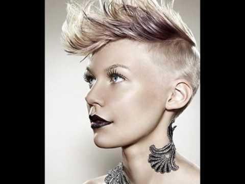 Corte de pelo el punk