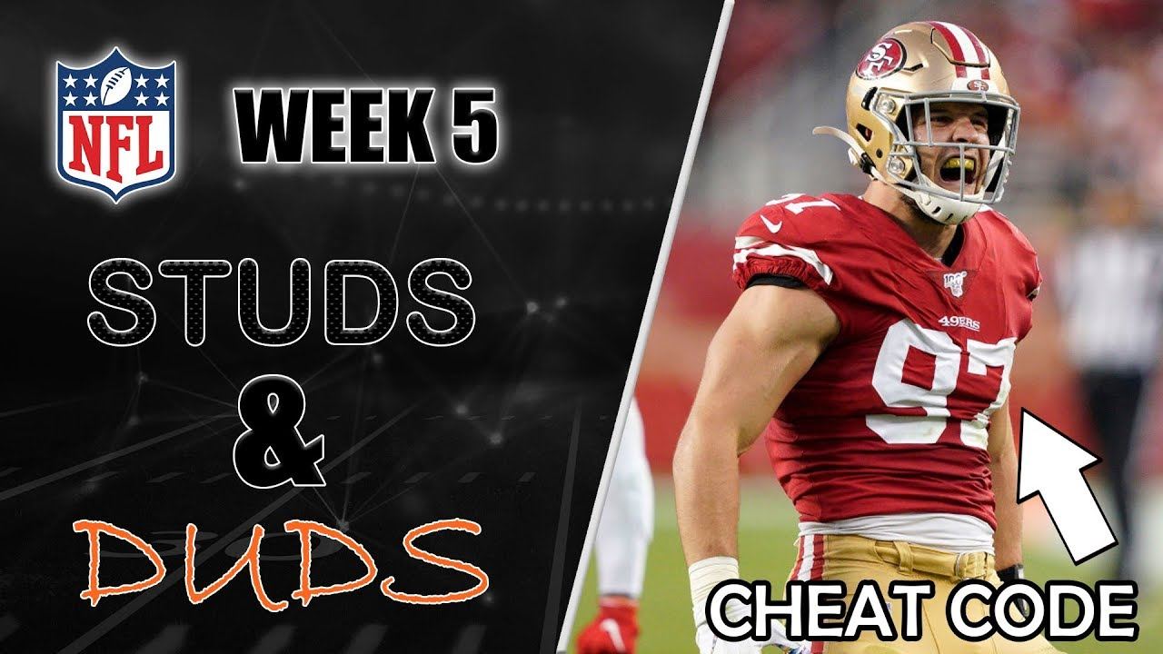 Studs and duds from 49ers' dominant win vs. Jets