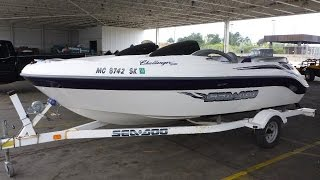 2003 Seadoo Challenger 1800 | For Sale | Online Auction