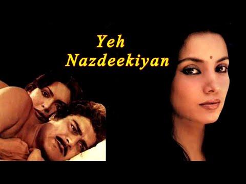 YEH NAZDEEKIYAN | Parveen Babi | Shabana Azmi | Full Movie | HD