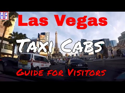 Las Vegas | Taxi Cabs | Tourist Information | Episode# 3