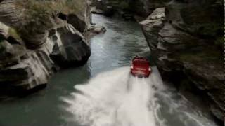 Shotover Jet Boat Ride in Queenstown, NZ