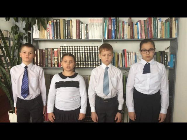 Изображение предпросмотра прочтения – ДинисламШаймухаметов читает отрывок изпроизведения «Секрет молодости» В.В.Маяковского