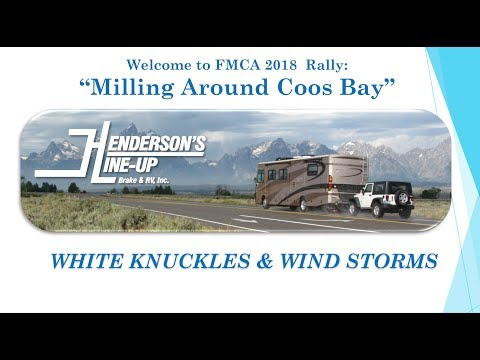White Knuckles & Wind Storms