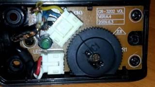 ремонт после ремонта компьютерных колонок