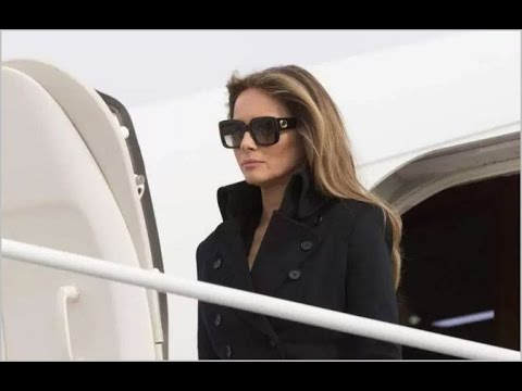 7fc1d38afe072 On Social Media Melania Trump s Gucci Sunglasses Spark Questions