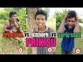 Best Videos of PRINCE KUMAR M, KISHORE KUMAR, SURAJ SSBS | Vigo Video Comedy