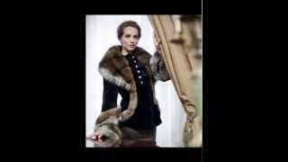 Модные женские шубы зима 2015