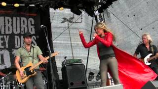 Rudolf Rock & die Schocker feat. Hugo Egon Balder - Rolling On The River - Harley Days Hamburg 2013
