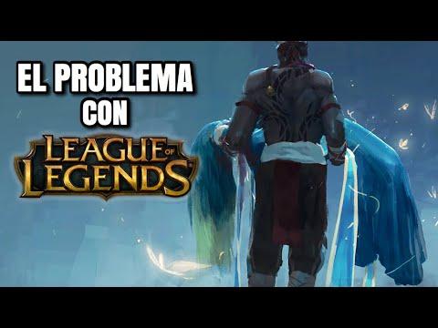 ¿Tencent Esta matando a liga de leyendas?