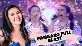 (FULL BLAST!) Regine Velasquez belts Pangako! (2021 Version)