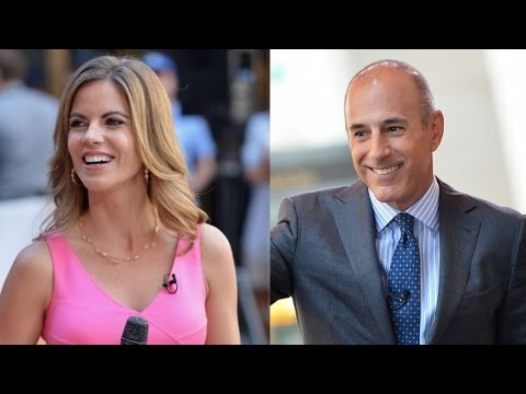 Natalie Morales And Matt Lauer Deny Relationship Rumors — Again