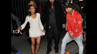 Chris Brown Questions Karrueche