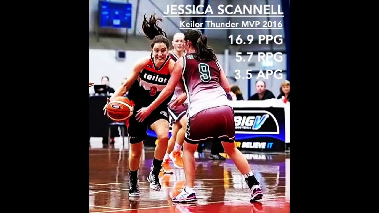 Jessica Scannell Big V Highlights 2016