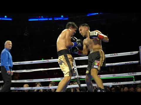 Bash Boxing: Alexander Enriquez vs Leonardo Torres  Highlights