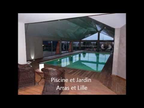 Arras 62 piscine construction fabrication r novation for Construction piscine desjoyaux youtube