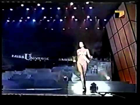 Miss Universe 2004 Presentation Show Swimsuit 1