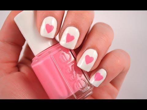 How to nail art stencils youtube how to nail art stencils solutioingenieria Choice Image