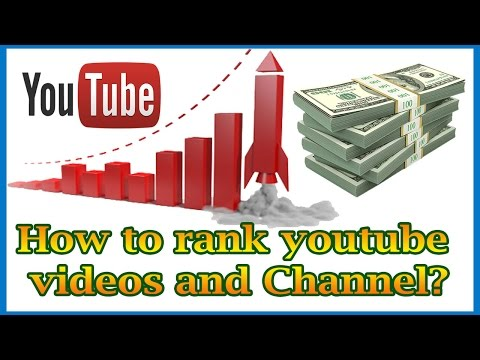 Image result for How to Rank YouTube Videos 2017 Tutorial Free!
