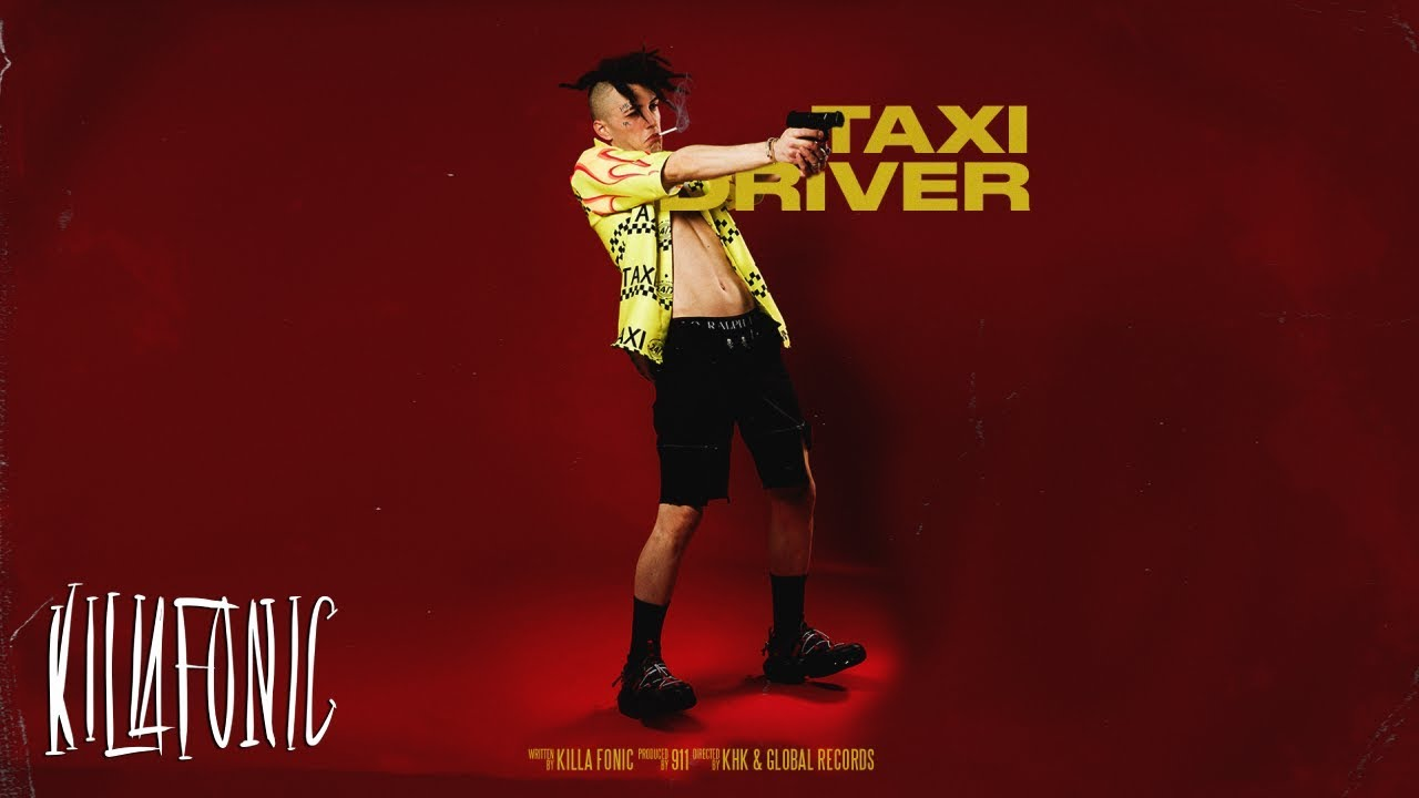 KILLA FONIC - Polar Express   Taxi Driver EP