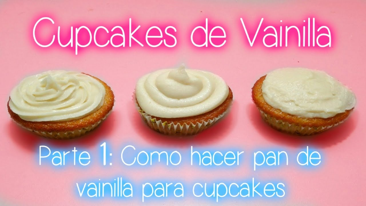 hacer cupcakes facil