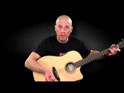 Guitar 101 Week 6 : C Major Scale and Reading Notes
