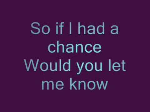 Change Your Mind Lyrics - The Killers