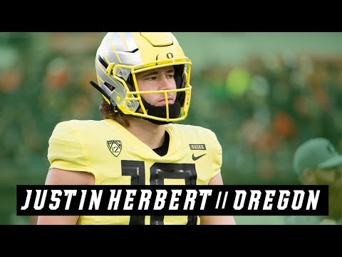 When the All-Pac-12 selections came out, Oregon QB Justin Herbert was MIA: Issues & Answers