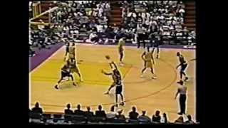 Spud Webb (32pts/12asts) vs. Lakers (1994)