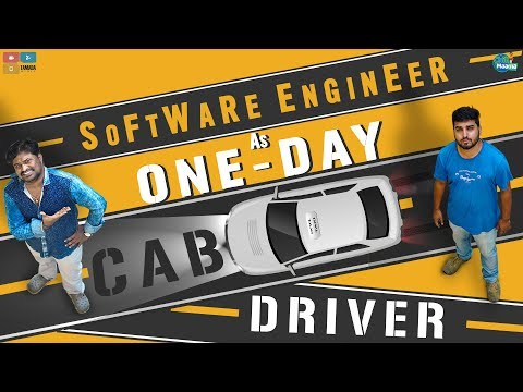 Software Engineer As One-Day Cab Driver    Chill Maama